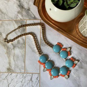Bauble Bar • Gold Gumdrop Necklace